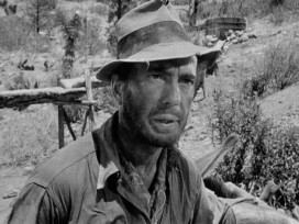 Humphrey Bogart in Treasure of the Sierra Madre