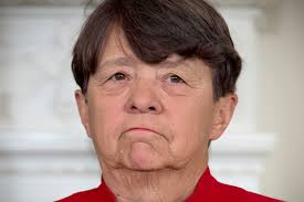 SEC Chair Mary Jo White (Courtesy Salon) Her approval is inexplicable and depressing