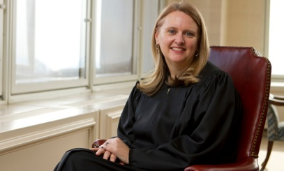 Judge Leigh May. Photo by John Disney/Daily Report.