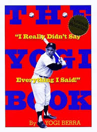 Yogi Berra Autobiography